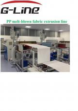 PP MELT-BLOWN FABRIC EXTRUSION LINE