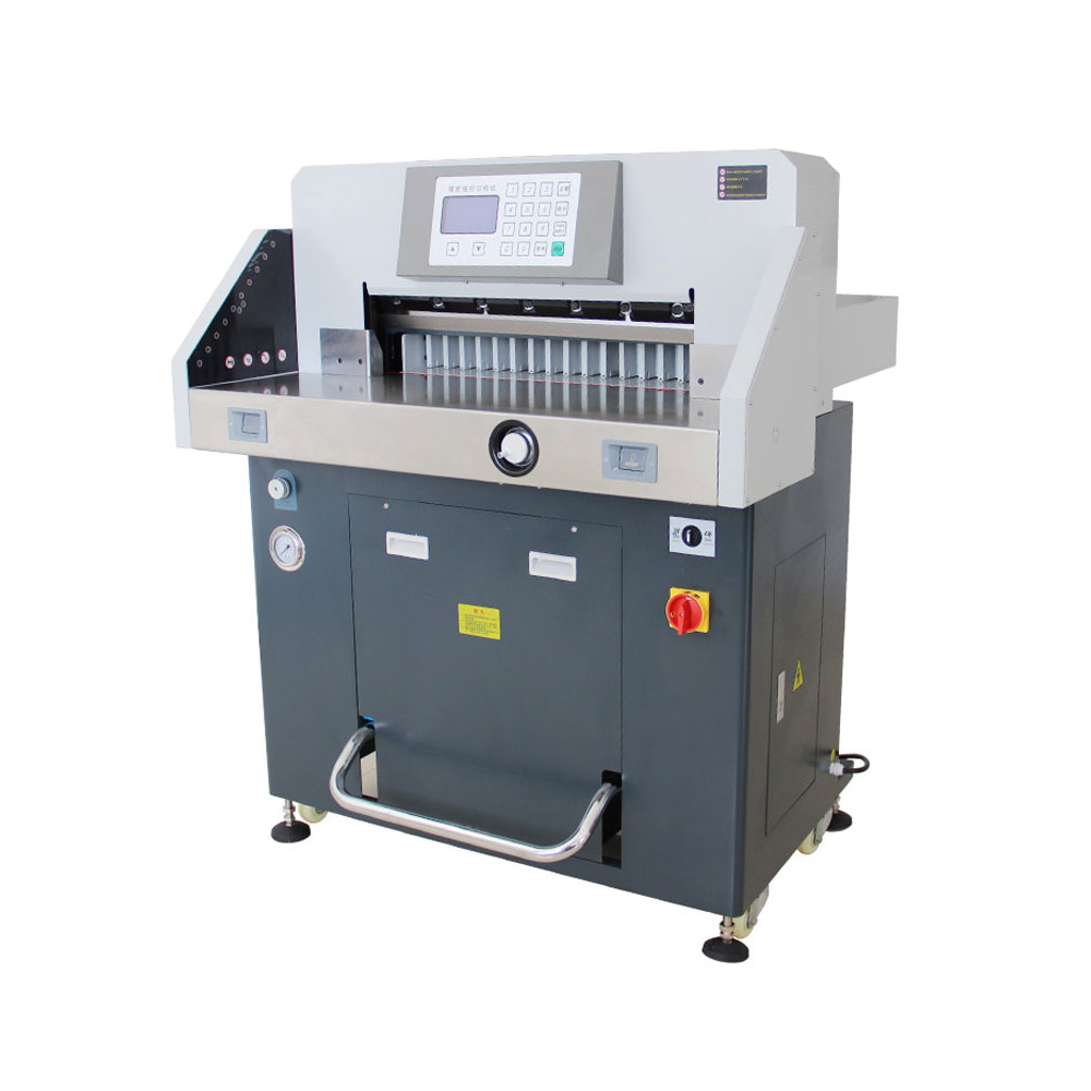 520 MM PAPER CUTTING MACHINE