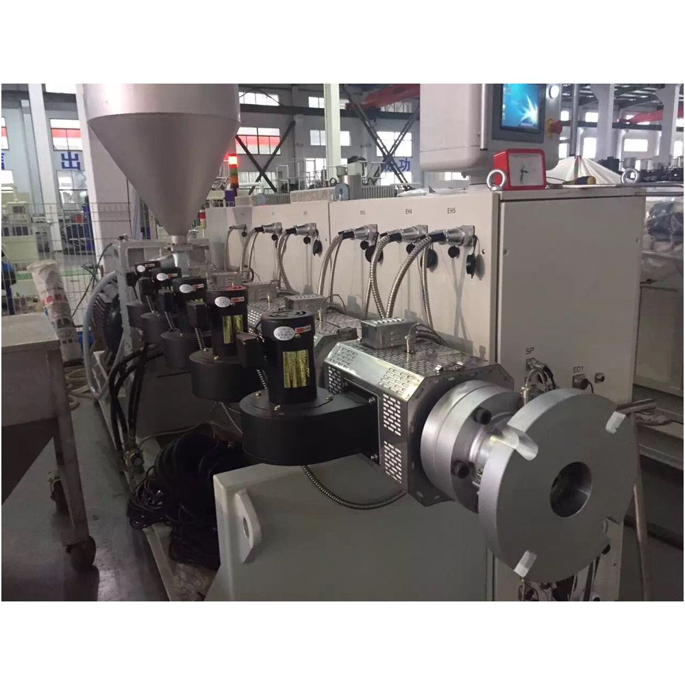 SJ90/28 SINGLE SCREW EXTRUDER